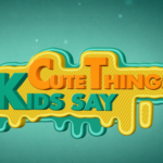 Cute Things Kids Say: Staying Green