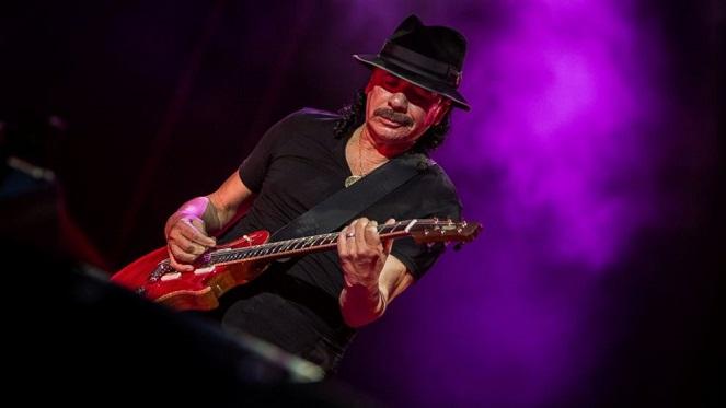 Santana Live At The Ticketpro Dome