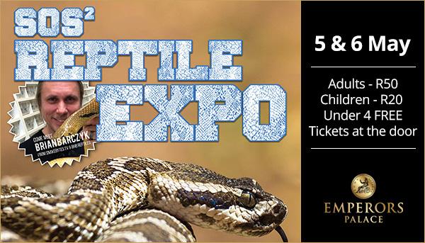 SOS Reptile Expo