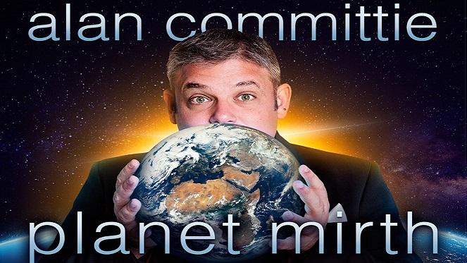 Alan Committie – Planet Mirth