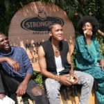 Strongbow Flips A Bus Stop In Rivonia