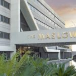 Valentine's Day At The Maslow Hotel