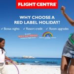 A Flight Centre Red Label Holiday Keeps The Stress...