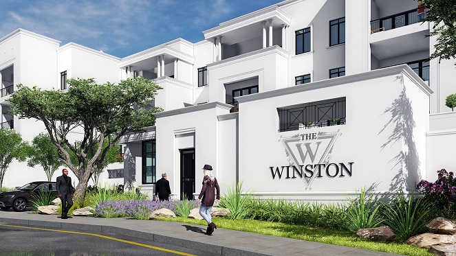 Find Your Dream Home At The Winston In Bryanston