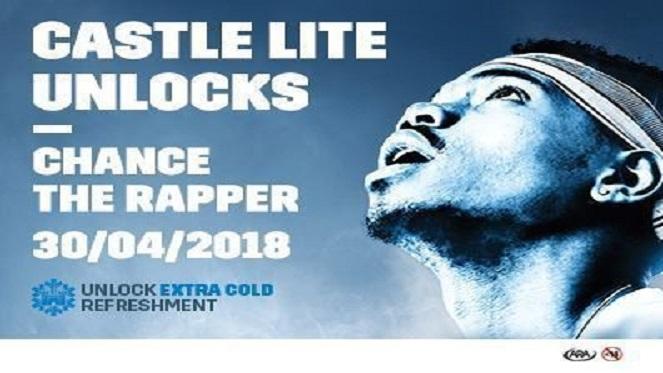 Castle Light Unlocks Chance the Rapper.