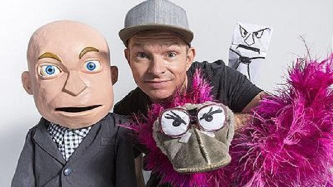 Puppet Guy: Conrad Koch