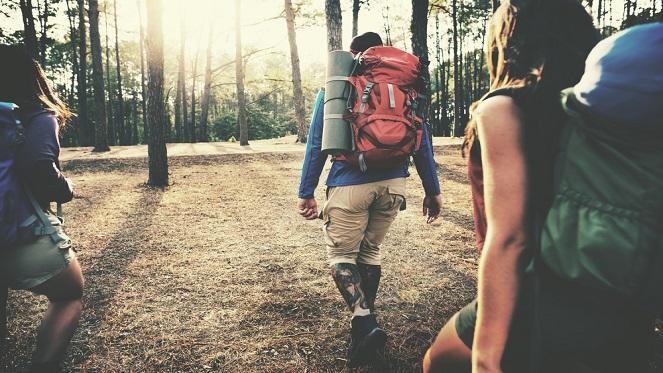 Midrand 10kms picnic hike
