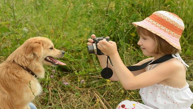 Kiddies Photo Walk At Johannesburg Zoo