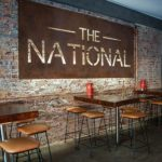 The National Launches A Brand-New Bar Snack Menu