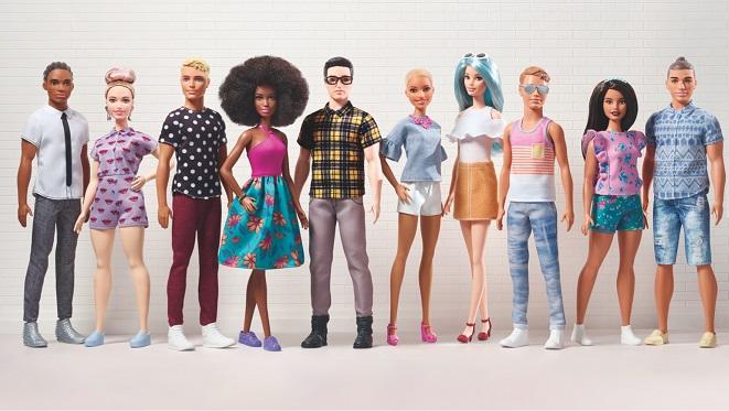 Mattel - Barbie Media
