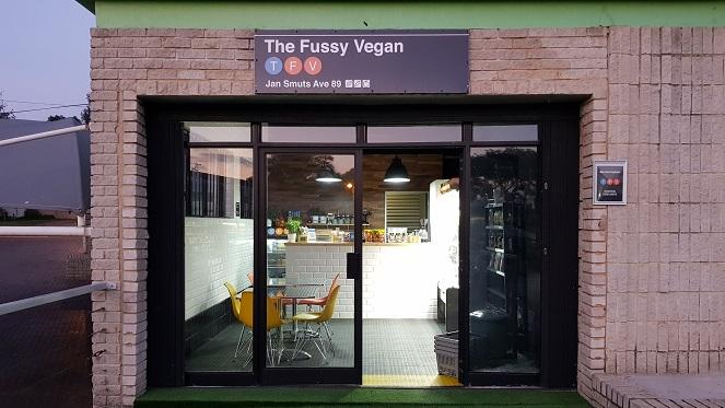 the fussy vegan