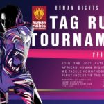 The Jozi Cats Tag Team With The Human Rights Commi...