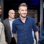 Why Was David Beckham At The Living Room?