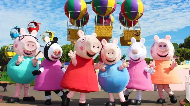 See Peppa Pig At Emperors Palace!