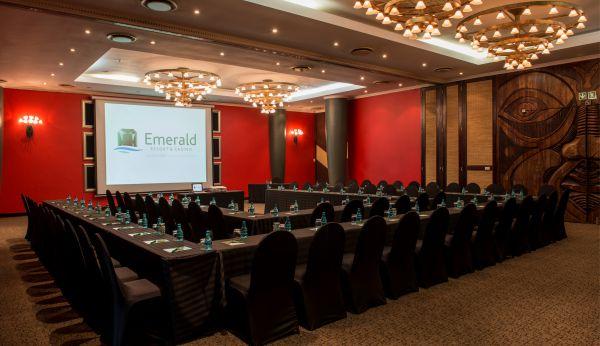Emerald Resort & Casino conferencing