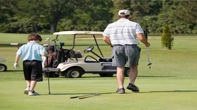 Dads & Lads Golf Day