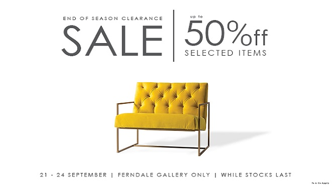 For Four Days ONLY, Get Up To 50% Off At SHF!