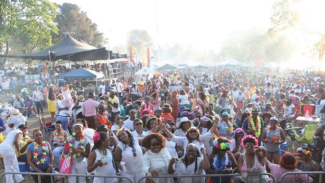 Soul Train At Carnival Lawn's