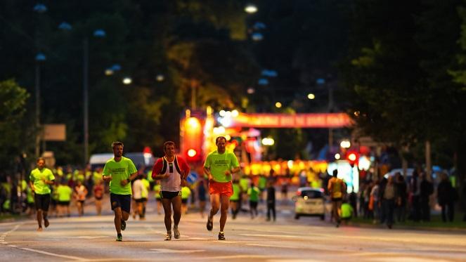 K-way Night run