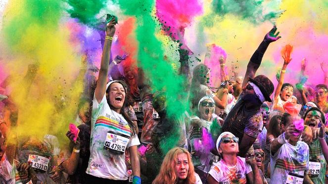 Overvaal Colour Run