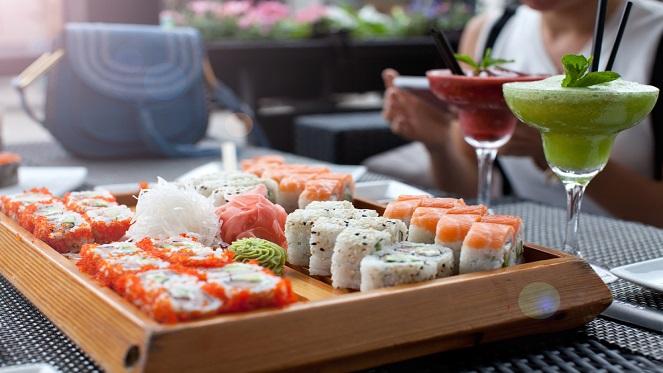 Gauteng Sleekend – Sushi Friday