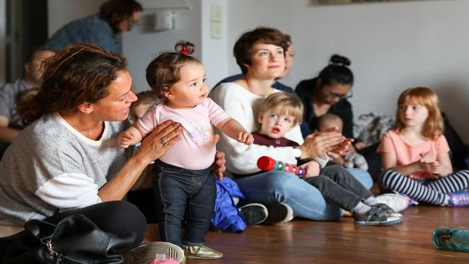 Toddlers Seminar