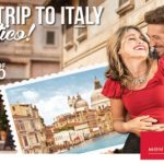 WIN A Trip To Italy Valued At R50 000! Here's How....