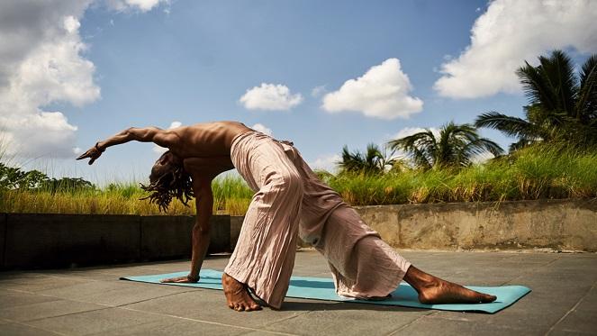 Sky High Yoga Session 2