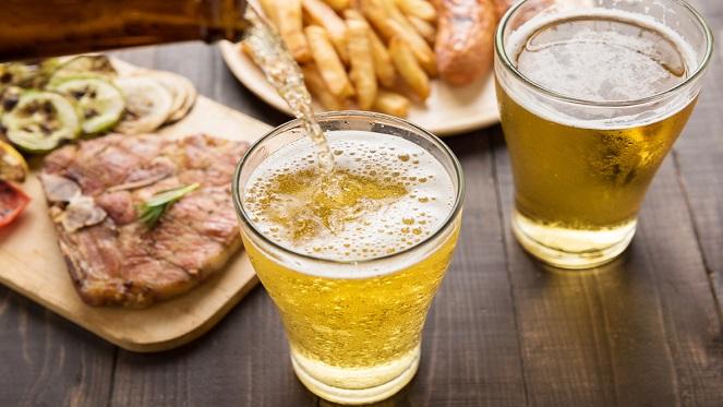 Food and beer pairing – 12 May 2018