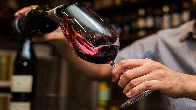 Joburg Wine Club Goes Red