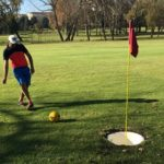 Randpark Golf Course Introduces FootGolf