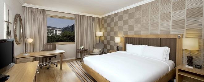 The Hilton Hotel Sandton