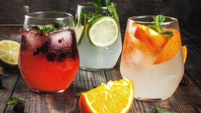 Gin Rum Social Gardern