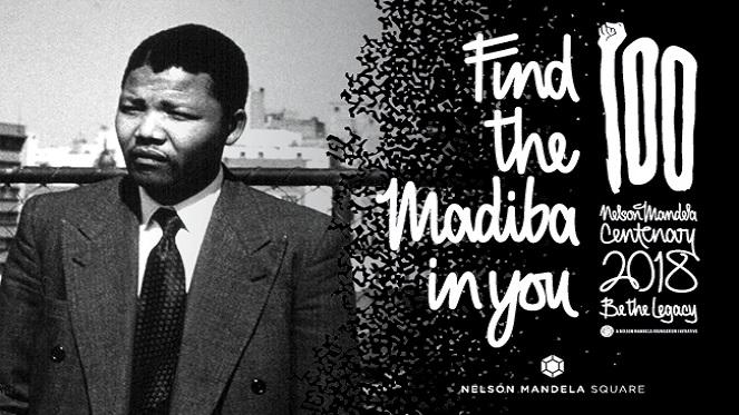 The Mandela Day Centenary Celebrations Are Still Going at Nelson Mandela Square!