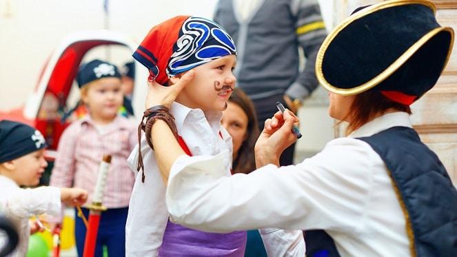 Mermaids, Pirates And Unicorns Festival