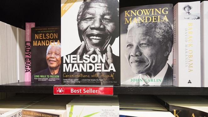 Nelson Mandela Books