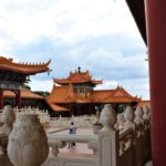 Checking Out The Nan Hua Temple in Bronkhorstsprui...
