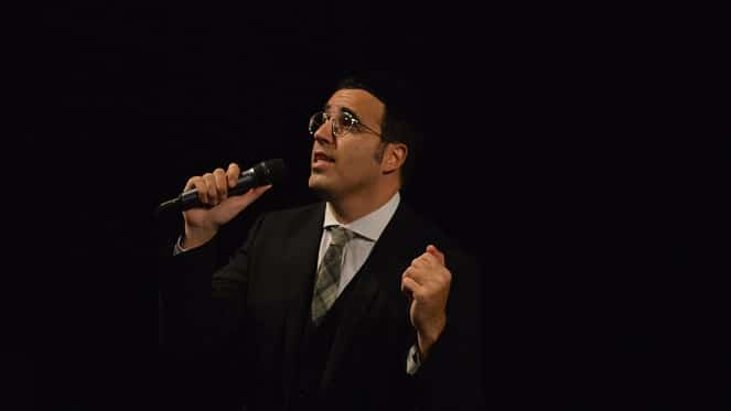 Yaakov Shwekey Live At Carnival City
