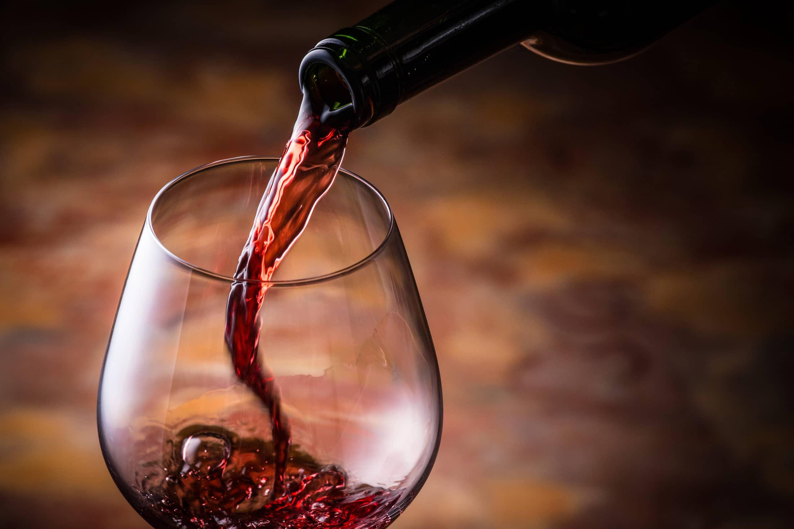 wine food experience