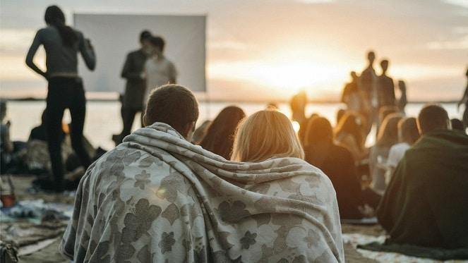 Movie At Sundown