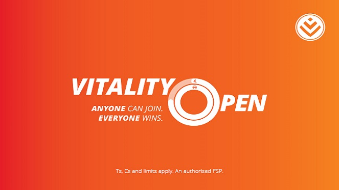 Join the Vitality Open & Get Rewarded!