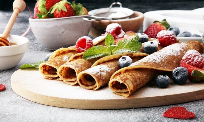 Pancakes In Joburg