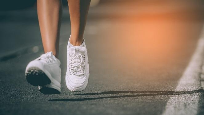 Women Change 8km run