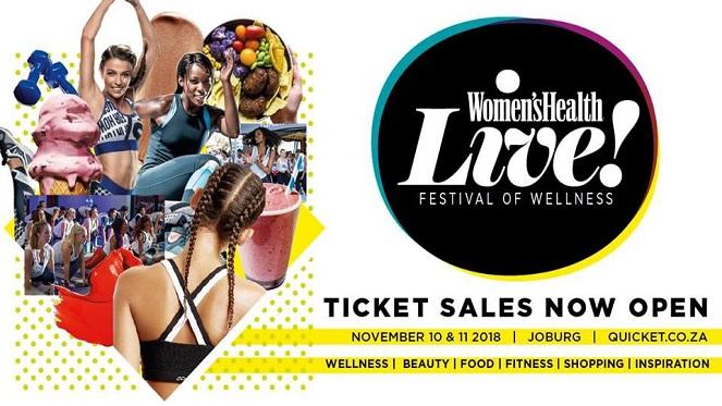 Women's Health Live! Festival Of Wellness