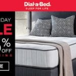 Dial-A-Bed Is Bringing You An Amazing Black Friday...