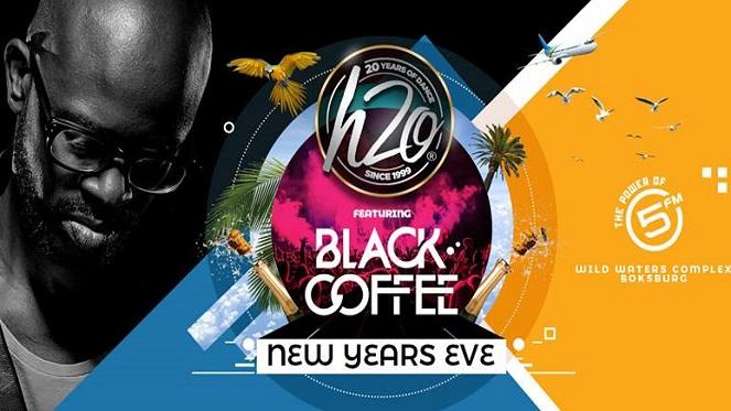 H2O NYE With Black Coffee