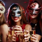 New Year's Eve Masquerade Ball At Chicago's