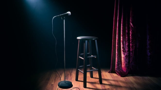 Comedy Nights At The Goliath Comedy Club