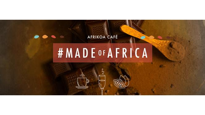Coffee, Chocolate & Champagne At The Brand-New AFRIKOA Café