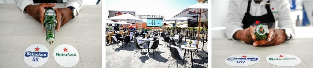 What Happened At The Heineken® 0.0 Launch